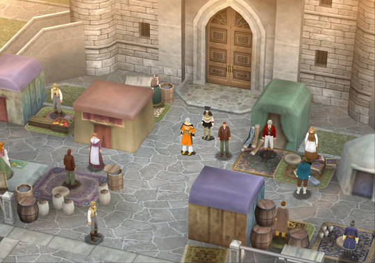 Suikoden V PS2 ISO PPSSPP PS2 APK Android Games Download