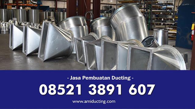 Jasa Pembuatan Ducting