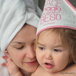 recien nacido baño bebé blog mimuselina