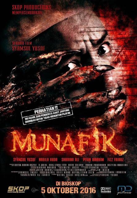 Munafik (2016) WEB-DL 720p