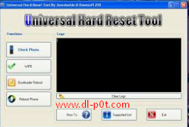 Android Hard Reset Tool Latest Version 5.0.3 Free Download
