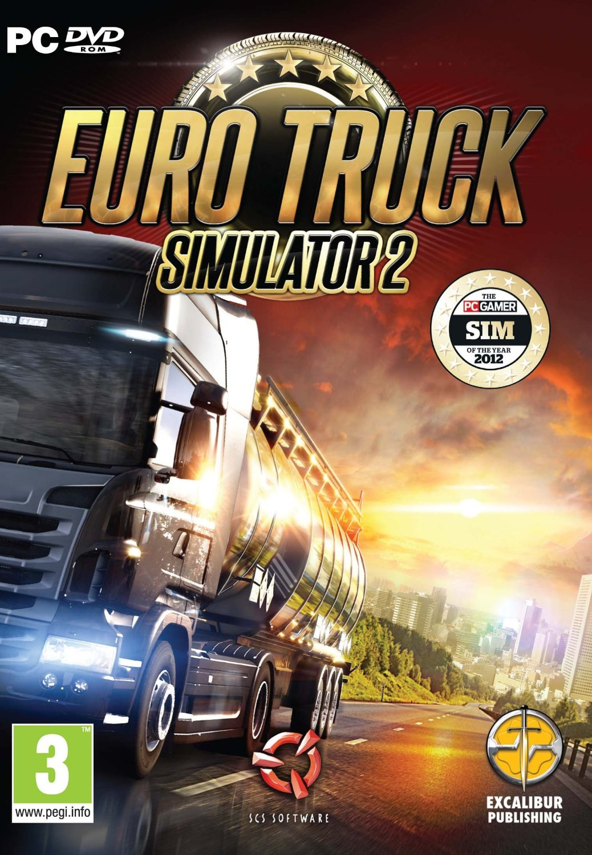 Download Euro Truck 2 Torrent PC 2012 - Euro Truck Simulator 2 v1.22.0.3 (29 DLC)(2-click run)