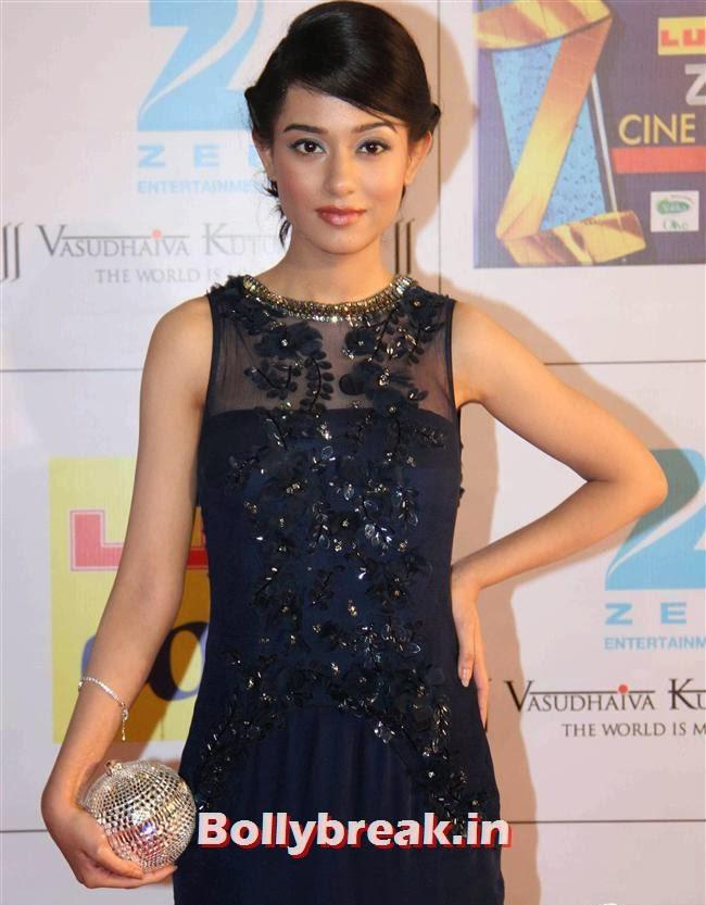 Amrita Rao, Zee Cine Awards 2014 Red Carpet Pics