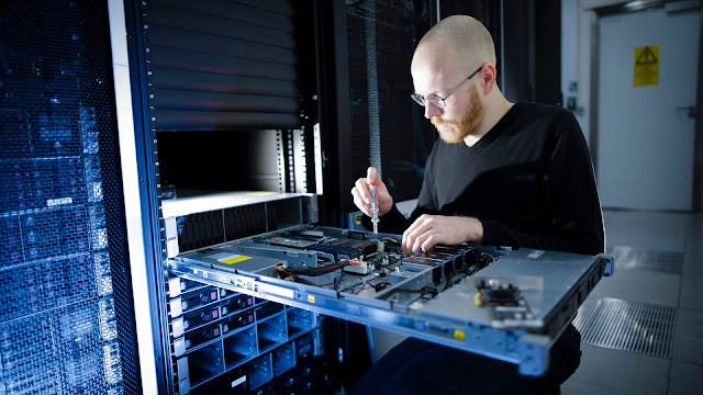 Fixing a Server Shehan's thoughts