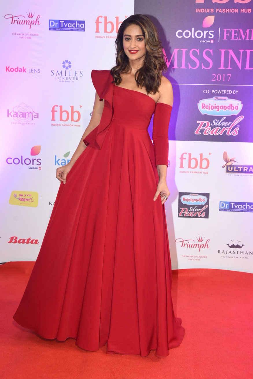 Celebrities Attend Femina Miss India 2017 finale at Yash Raj Studios