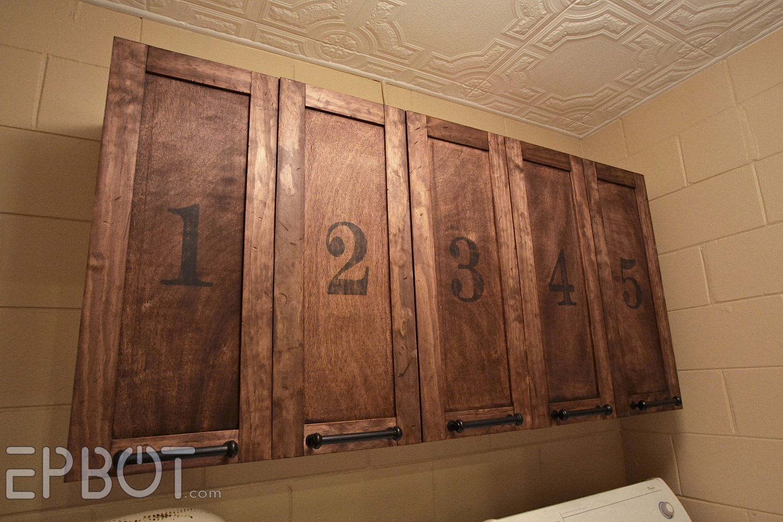 Epbot Diy Vintage Rustic Cabinet Doors