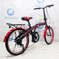 20 evergreen folding bike