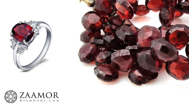 Ruby Rings - Zaamor Diamonds