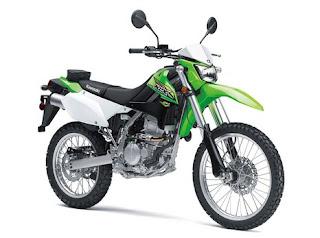 Harga Motor Trail KLX 150 Bekas