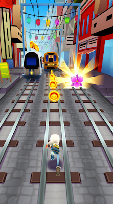 Gratis Subway Surfers APK