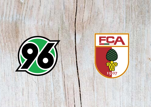Hannover vs Augsburg - Highlights 27 October 2018
