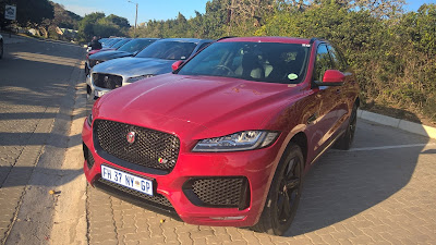 Jaguar Dares Competition With All-New F-PACE Performance SUV