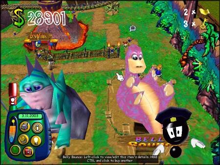 Theme Park World MULTi5-CLASSiO