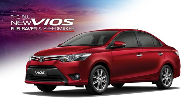 Spesifikasi Harga Kredit & Cicilan Toyota Vios Surabaya