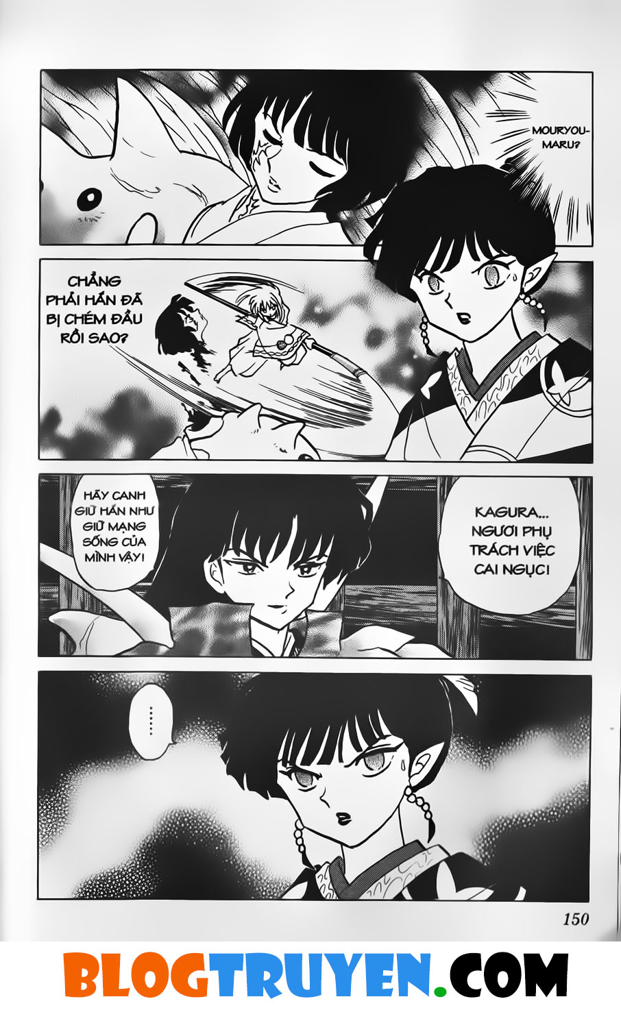 Inuyasha vol 36.9 trang 3