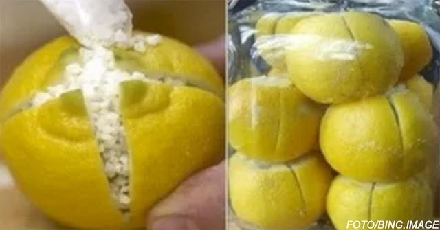 Al Usar Limones Congelados DE ESTA MANERA Dígale Adiós A La Diabetes, Tumores Y Sobrepeso Naturalmente…