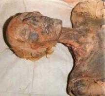 mumi Jasad firaun