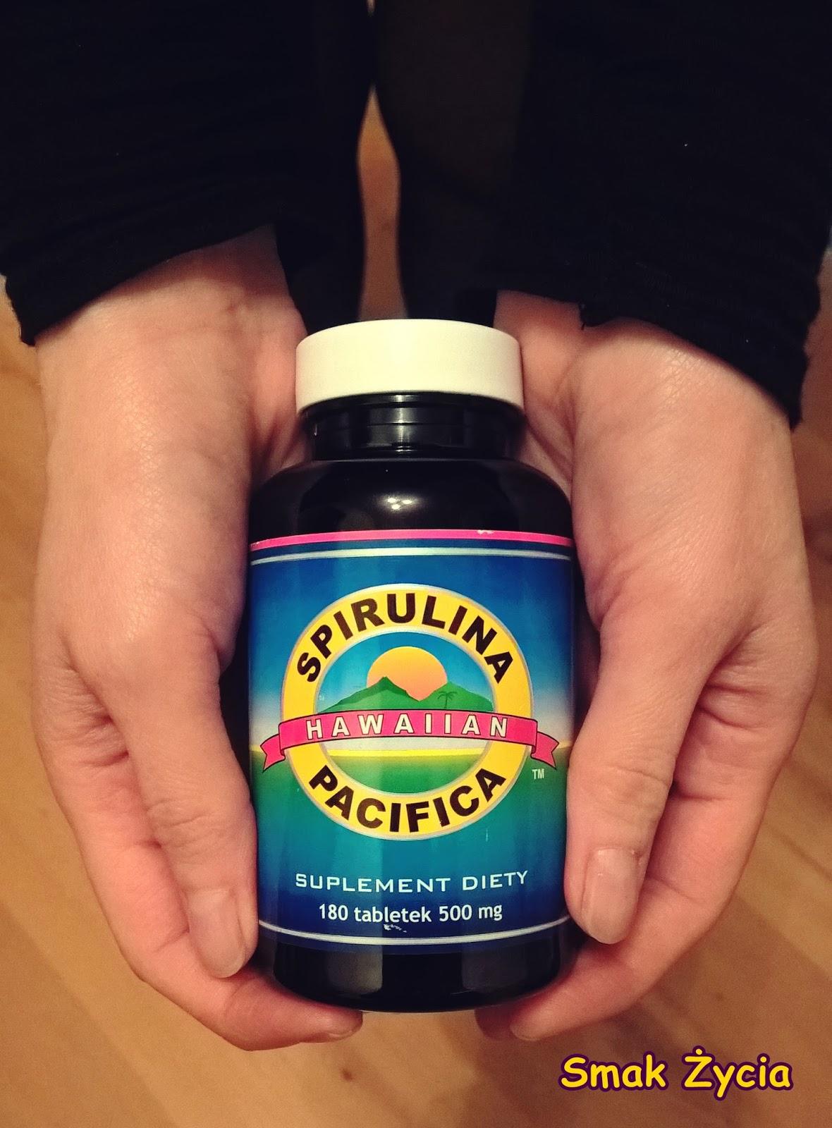 Smak ycia spirulina for Spirulina w tabletkach