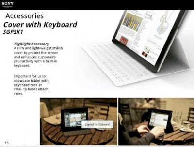 Check Out Sony's New Xperia Tablet Review