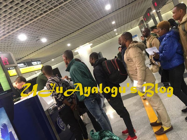 30 Aba Shoemakers Storms China (Photos)