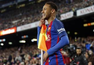 نيمار واثق من عودته إلى برشلونة