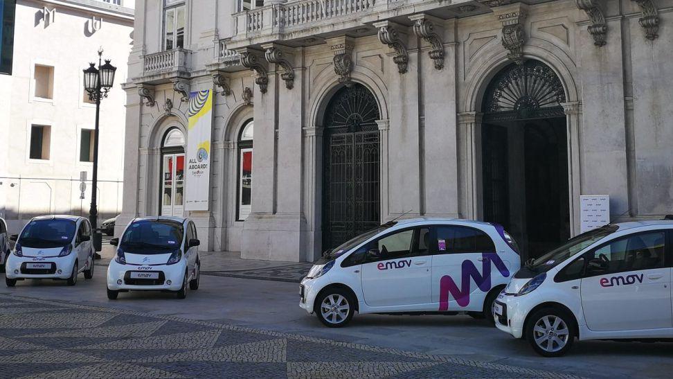 c2ed8a42838 Empresa amplia serviço de carsharing 100% elétrico em Lisboa