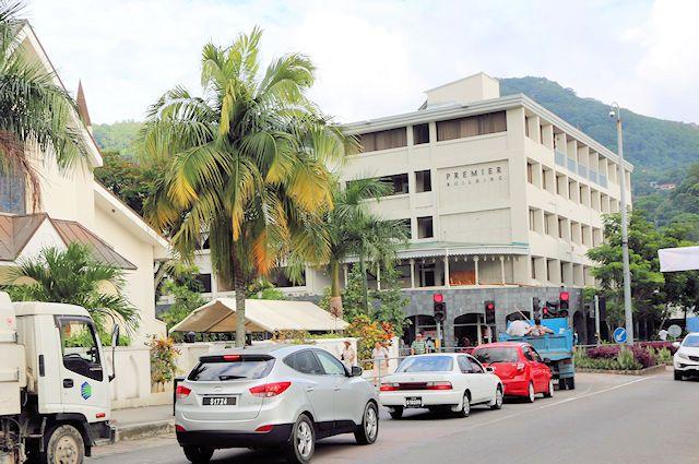 Premier Building Seychelles (C) JUREBU