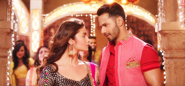 hindi movie, second film for Varun Dhawan and Alia Bhatt,