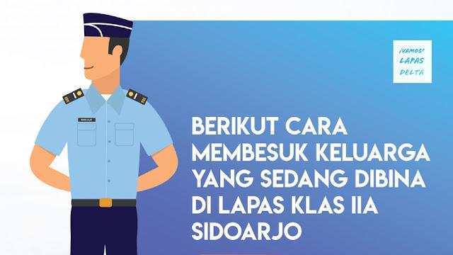 ... dikenal dengan sebutan Lapas Delta merupakan salah satu lembaga  pemayarakatan yang ada di Jawa Timur. Lapas Delta berlokasi di Jalan Sultan  Agung No. df579eeae6