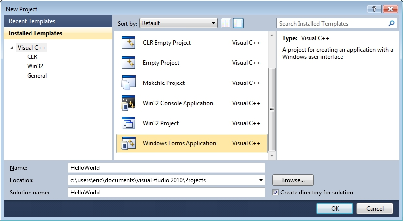 How to make windows application in dev c++