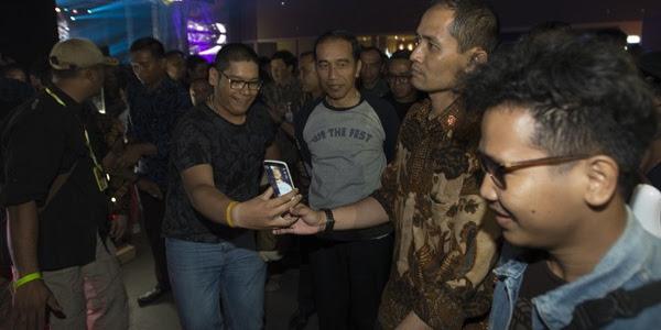 Jokowi: banyak orang mengira bahwa perang ideologi dunia sudah berakhir