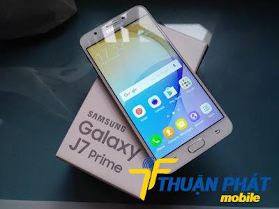 Kinh nghiệm khắc phục màn hình Samsung J7 Prime bị lỗi đơn giản
