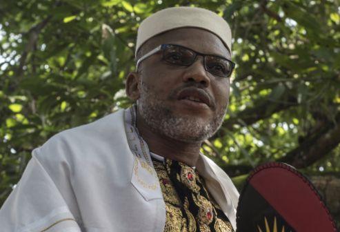 Nnamdi Kanu Talks Tough: