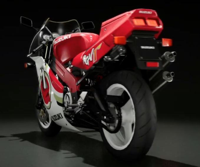 Suzuki RGV 250 R 1995