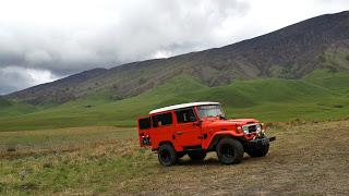 Harga Sewa Jeep Di Bromo Terbaru 2017