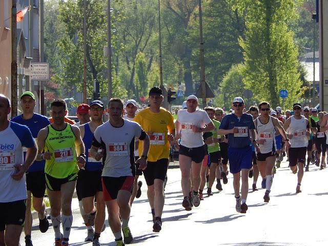 nutrición maratón