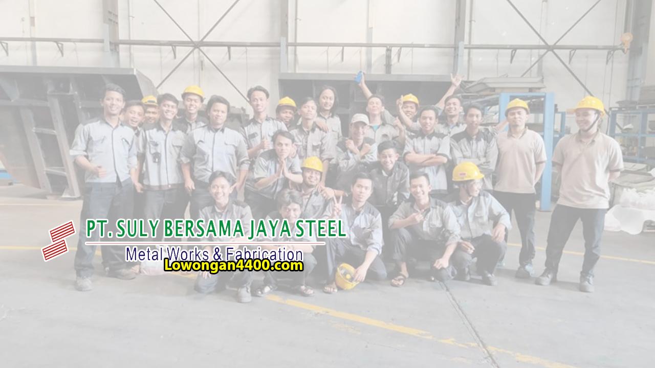 PT. Suly Bersama Jaya Steel