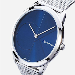 calvin klein top watch