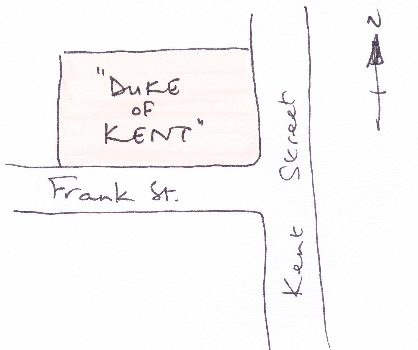 PRESTON'S INNS, TAVERNS and BEERHOUSES: DUKE OF KENT, 1
