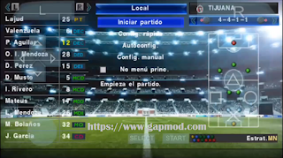 Download PES 2018 MX League v2 by ELMG