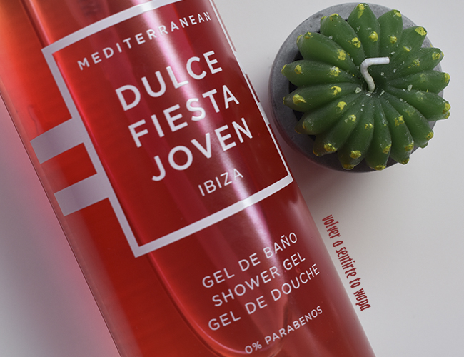 Laiseven - Gama Dulce Fiesta Joven Ibiza - Gel de Baño
