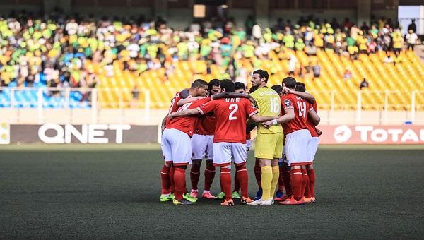 الأهلي يسقط أمام فيتا كلوب بهدف في دوري أبطال إفريقيا
