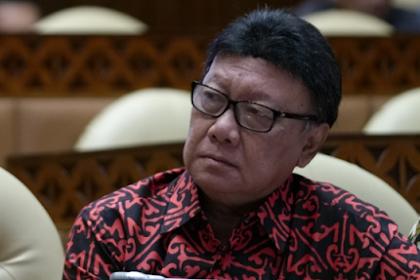 Klaim Dana Desa Ada karena Jokowi, Menteri Tjahjo Sudah Keblinger