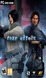 Fear Effect Sedna PC Cover - Fear Effect Sedna Update v20180816-CODEX