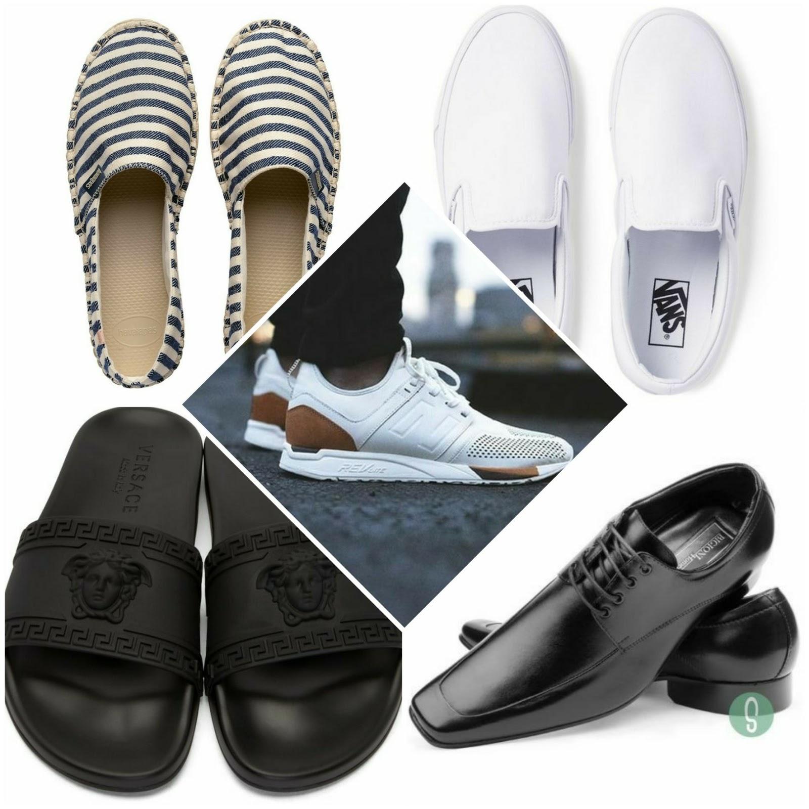 eb12c7f57 Os 5 Sapatos Tendência no Verão 2018 - Carlos Medeiros - Moda Masculina