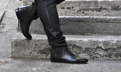 giay chelsea boot