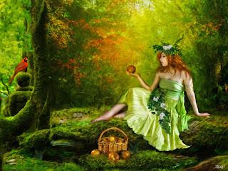 El Mito de Idún y las Manzanas