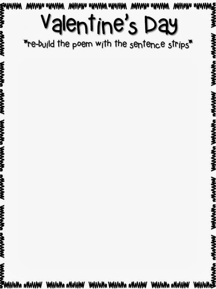 Proud to be Primary: Poem of the Week Interactive Pack #2