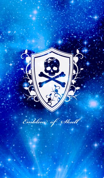 Emblem of Skull