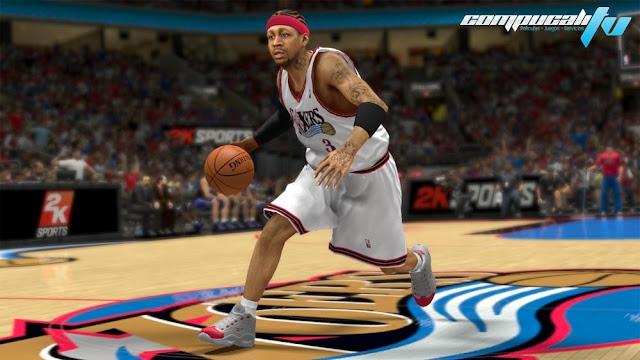 NBA 2K13 Xbox 360 Español Región Free Descargar 2012